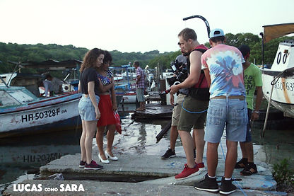 live the reel film movie video production service lucas como sara director day garcia josh wroe mallorca madrid palma cuba havana habana music video producer fixer comedy red dragon epic crew camera