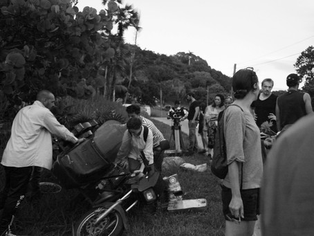 Day 16 shooting a film in Cuba