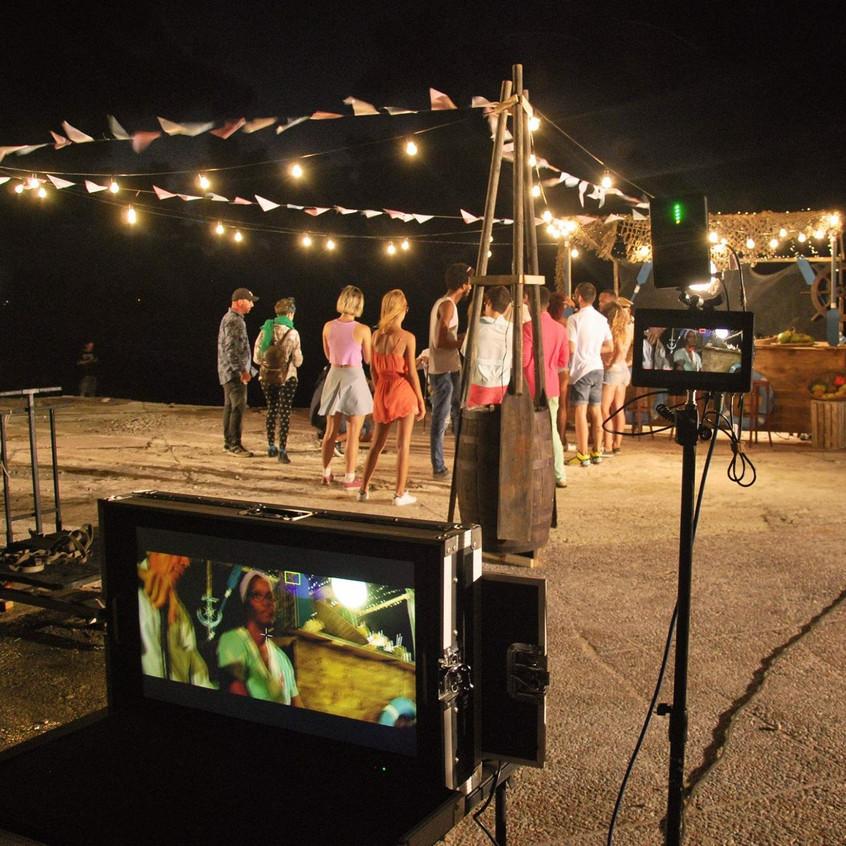 music video production cuba