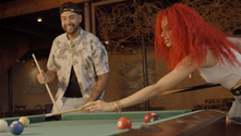 RIKU music video Mallorca IMYIA DVOICE