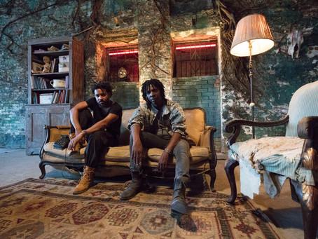 behind the music video stills in Cuba