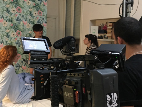 Film production in Madrid completed for a Chinese-Spanish co-pro