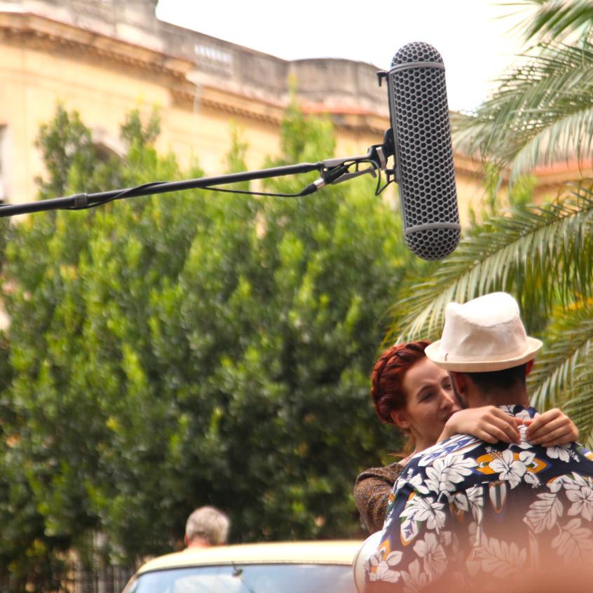 Lucas como Sara the movie