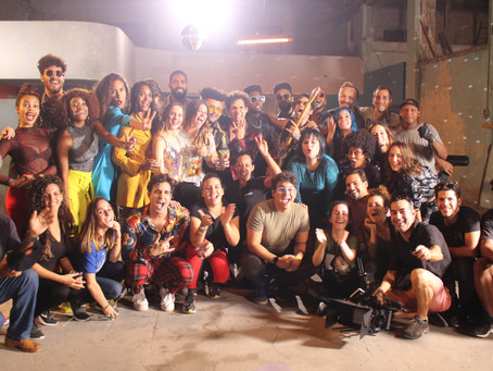 Wrapped music video shoot for NUBE ROJA ft. CIMAFUNK shot in Cuba