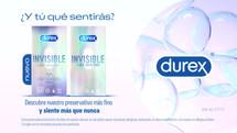 Durex Invisible Spain