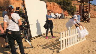 Live The Reel producer palma de mallorca commercial video beach