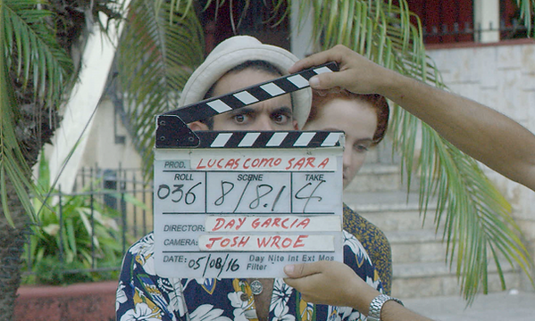 Lucas como sara, pelicula, film, movie, cuba, production, director, day garcia, red epic dragon, josh wroe, live the reel, cuba, habana, mallorca, spain, madrid, video service