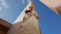 NA-KD fashion shoot Mallorca