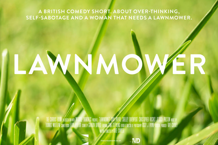 Lawnmower Offical Poster