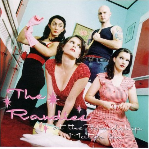 The Randies FMI CD
