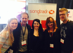 Songtradr at Ascap Expo