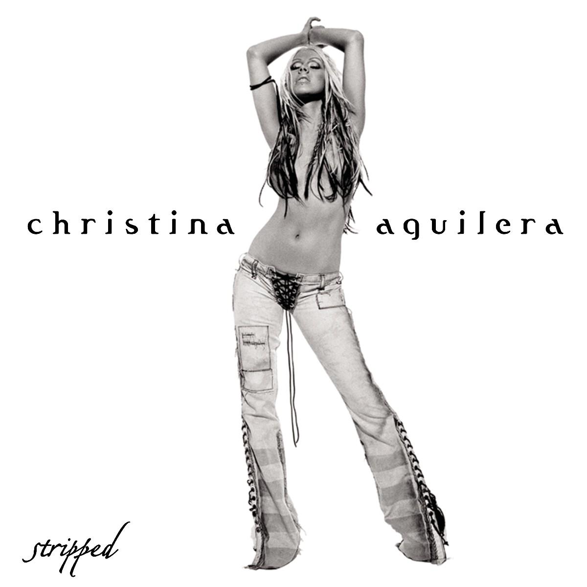 stripped-christina-aguilera