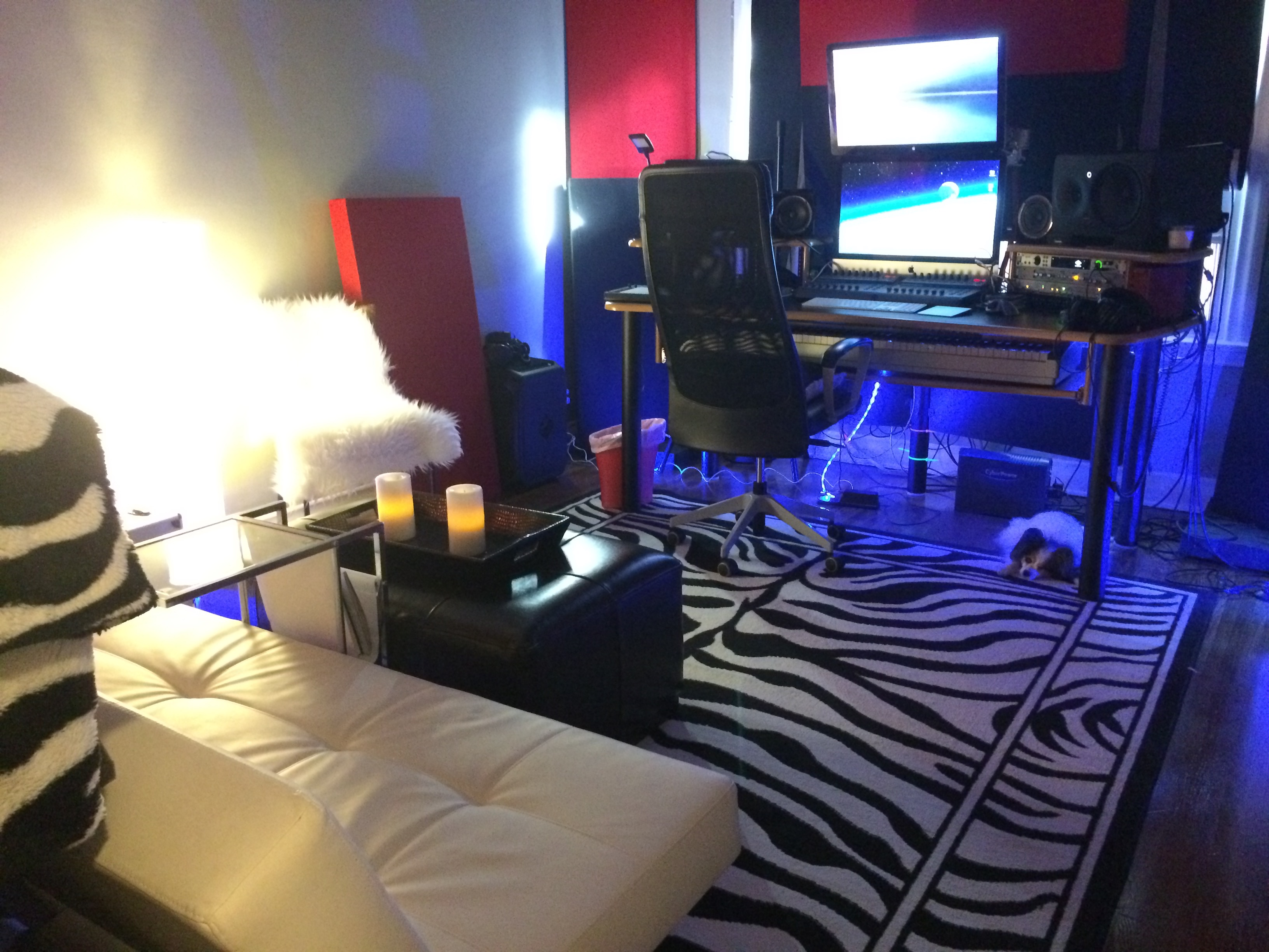 Our studio LA
