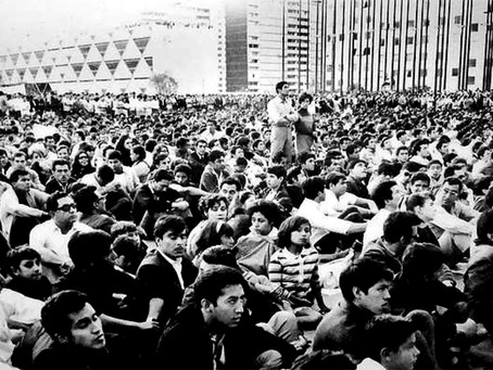 Breathless and Tlatelolco