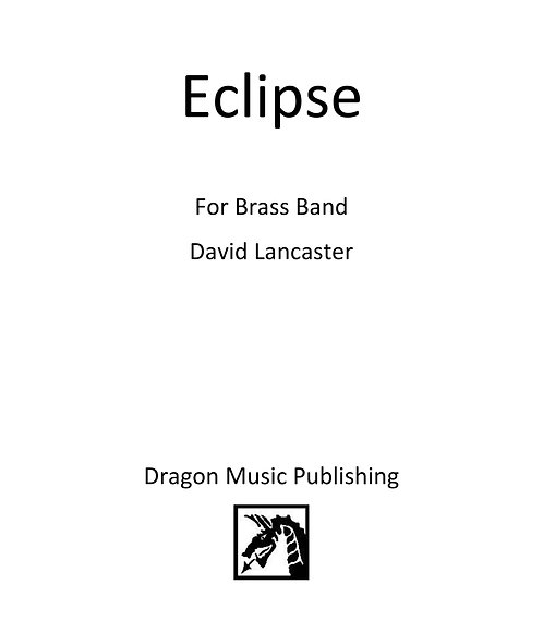 Eclipse - for brass band