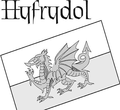 Hyfrydol - for brass band