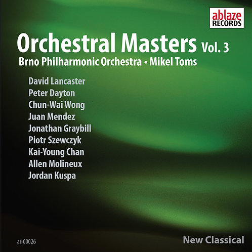 Orchestral Masters 3 - Audio CD