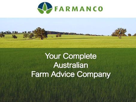 Farmanco Facts - Agribusiness Edition