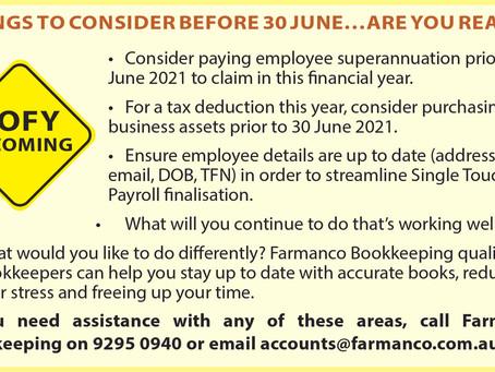 Farmanco Facts - June 2021