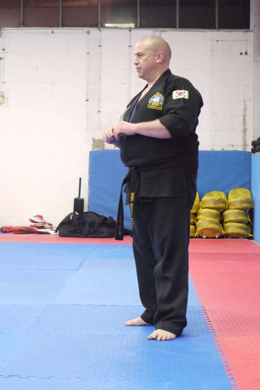 Master Brophy session 2014