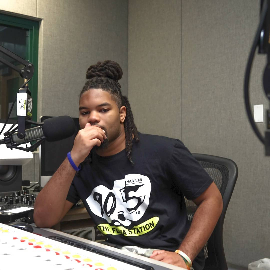 90.5 the Flava Station
