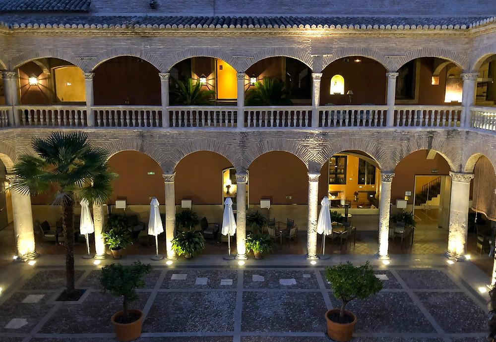 Hotel Palacio de Santa Paula, in Granada