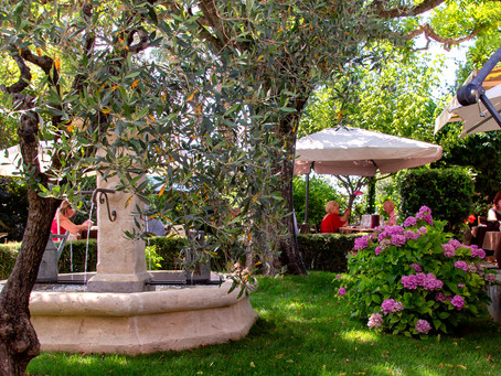 Another Sunday, Another Lunch In Provence