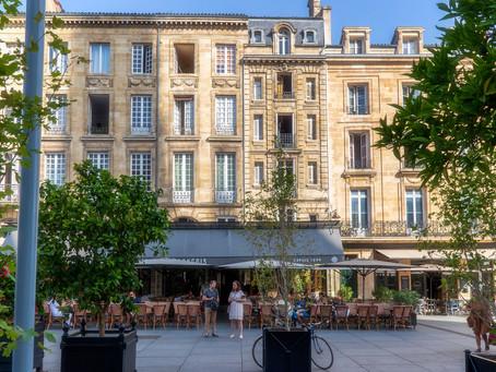 Bordeaux's Place Pey Berland