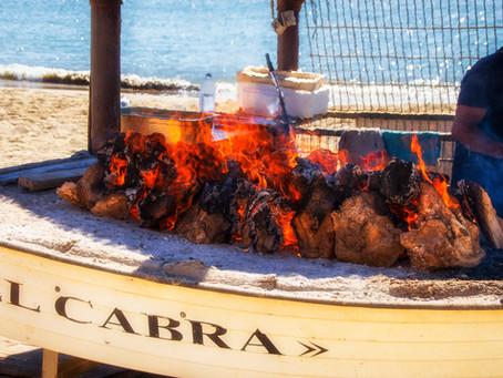 Seaside Sunday Lunch in Málaga