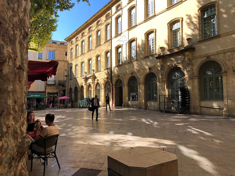 Place de Hotel de Ville