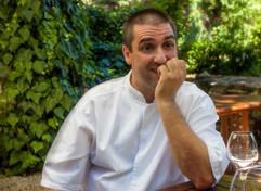 Chef Thierry Bonfante
