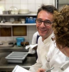 Chef Jacques Faussat