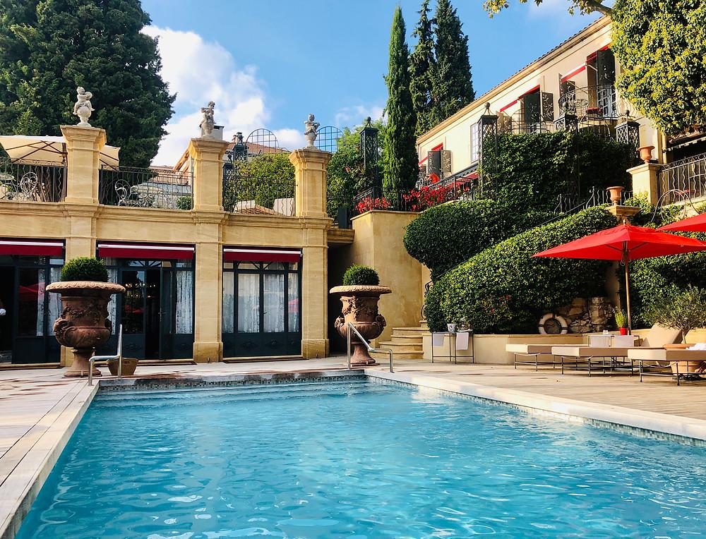 Villa Gallici, Aix-en-Provence