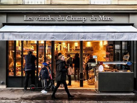 Culinary Rue Saint-Dominique – Living La Vie Parisienne