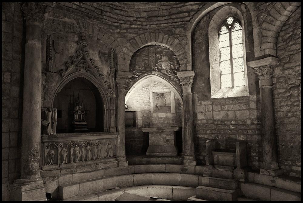 Notre-Dame-de-Nazareth Cathedral, in Vaison-la-Romaine
