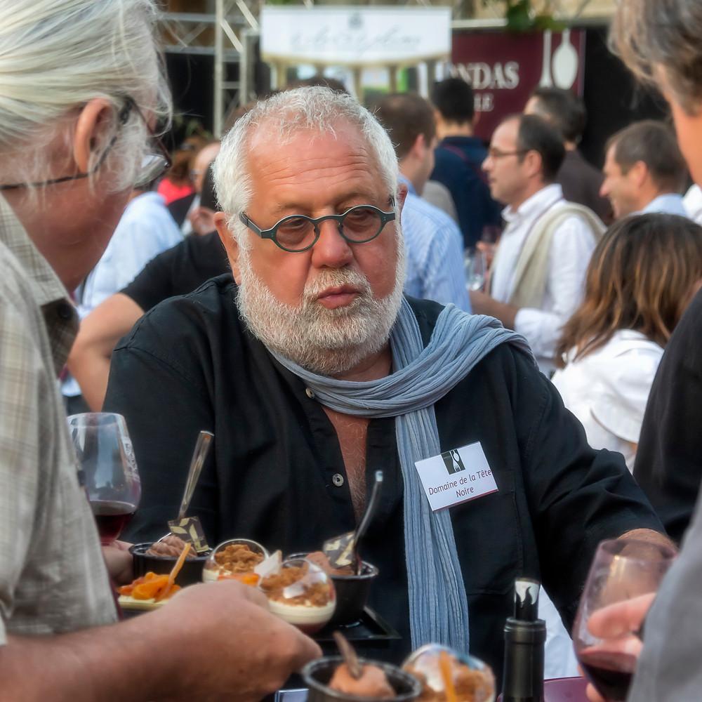 Representative from Domaine de la Tête Noire