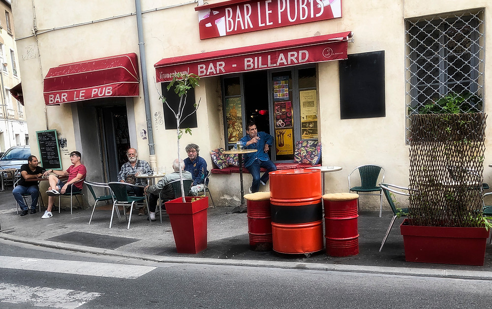 Bar le Pub in Sète