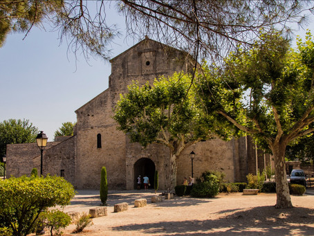 The Two Cathedrals of Vaison-la-Romaine