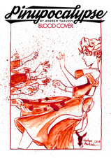 Pinupocalypse Blood Cover