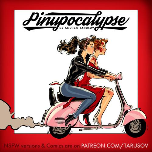Pinupocalypse promo
