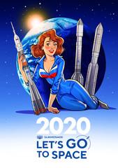 Главкосмос 2020