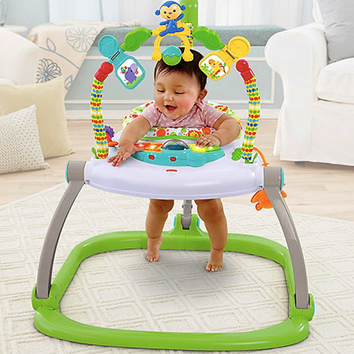 Aluguel Jumperoo Fisher Price