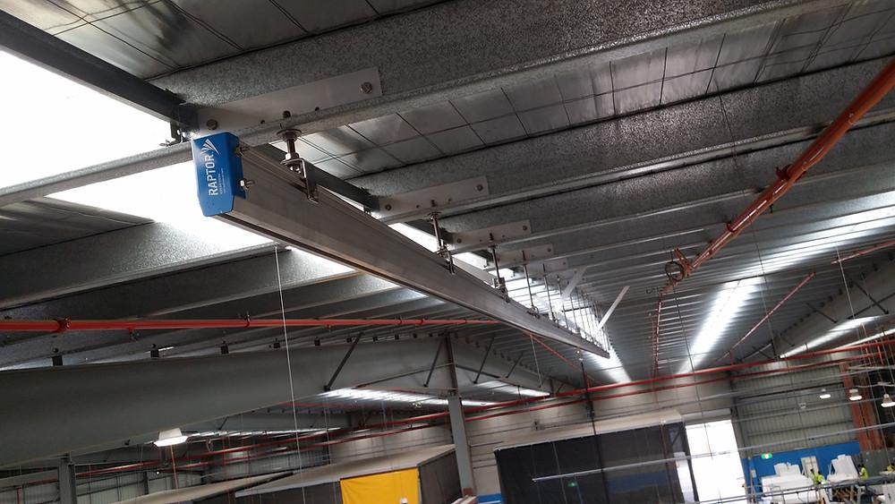 Overhead Rails Systems