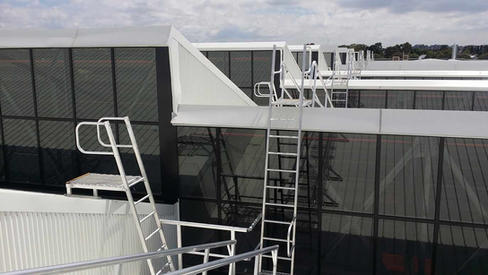Fixed Access Ladders.