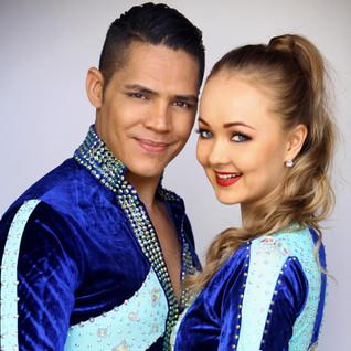 Javier and Katya