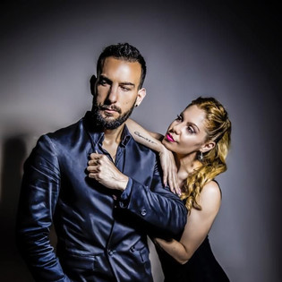 Sergio and Marichu SPAIN