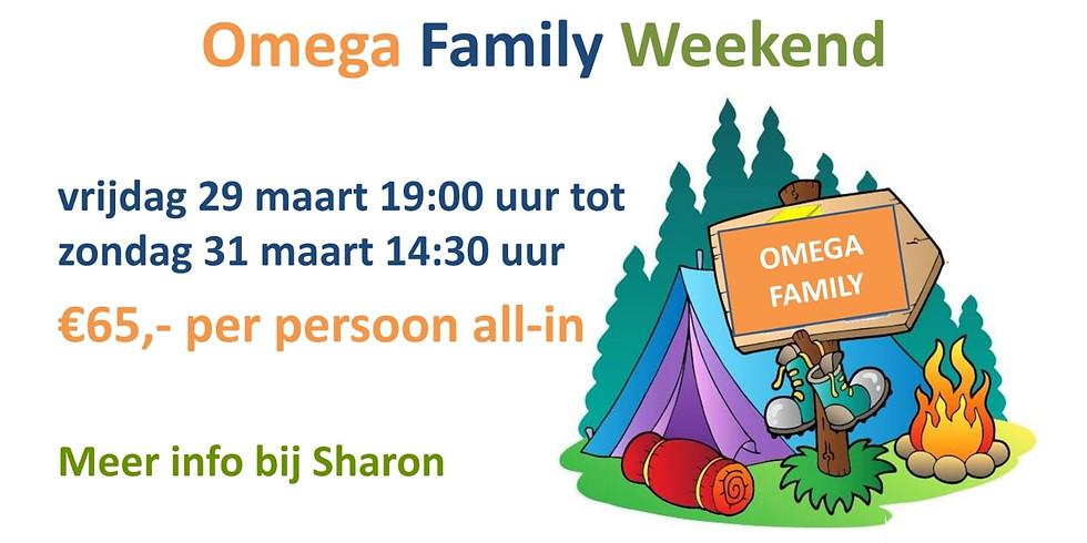 Omega Family Weeken