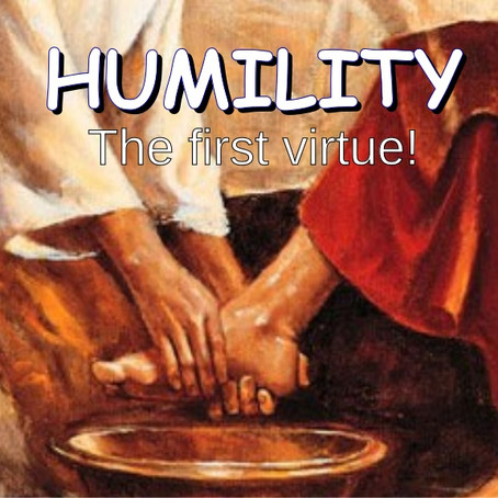 ' ...I Am Gentle and Humble in heart, ...'