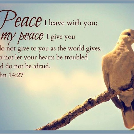 Heavenly Peace for you.