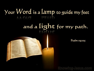 A Light for my path.